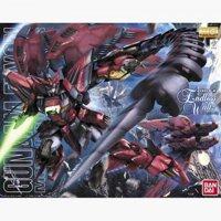 Bandai Hobby Wing Gundam Epyon ver EW Master Grade MG 1/100 Model Kit