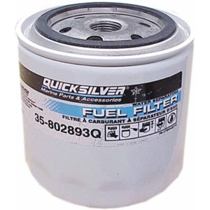 Quicksilver 802893Q01 Water Separating Fuel Filter