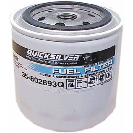 Quicksilver 802893Q01 Water Separating Fuel