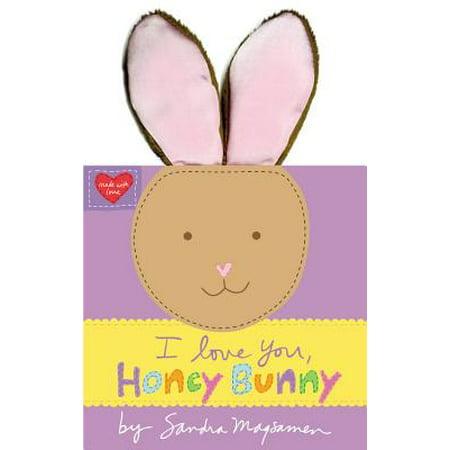 I LOVE YOU HONEY BUNNY BB (Honey Bunny)