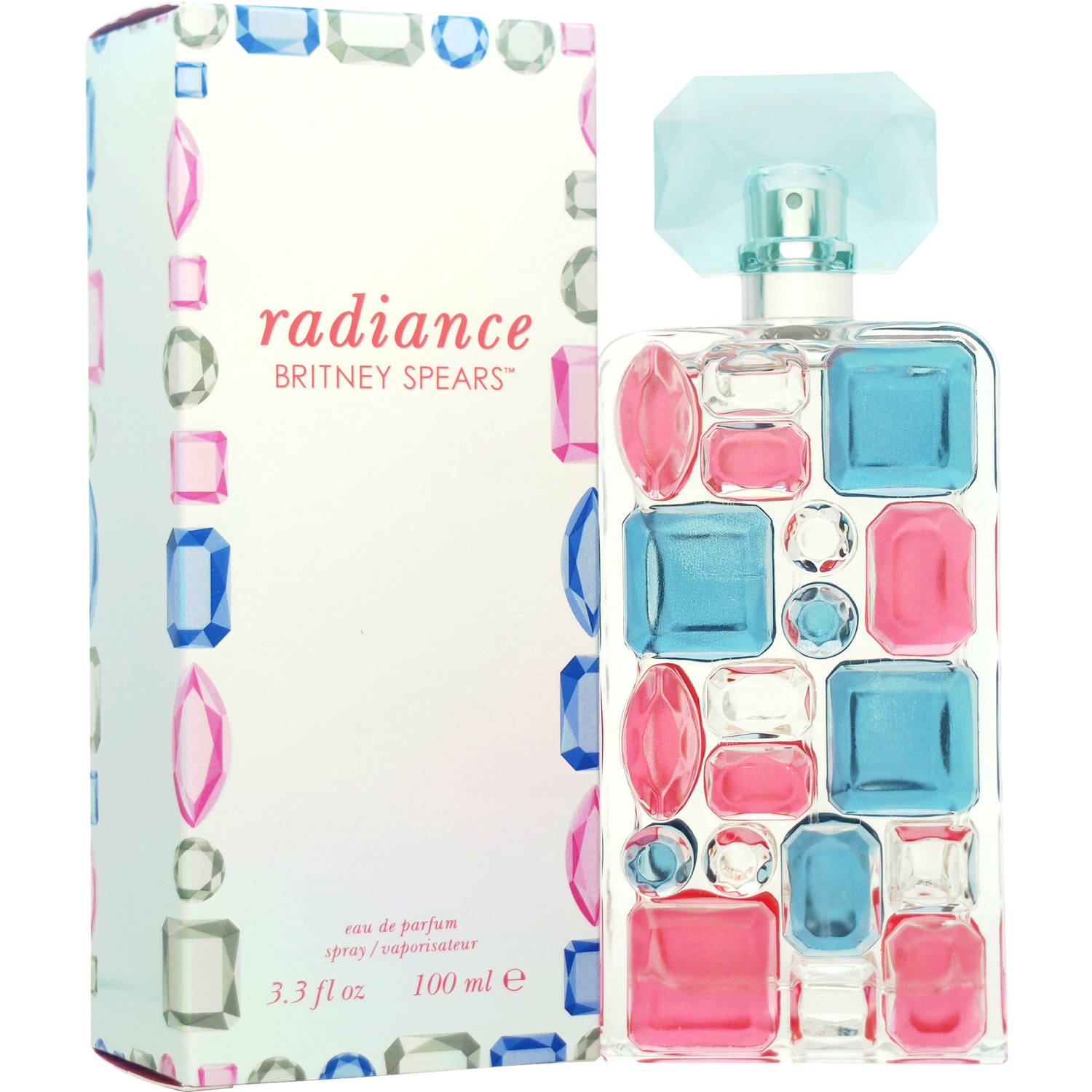 Britney Spears Radiance Women's EDP Spray, 3.3 fl oz