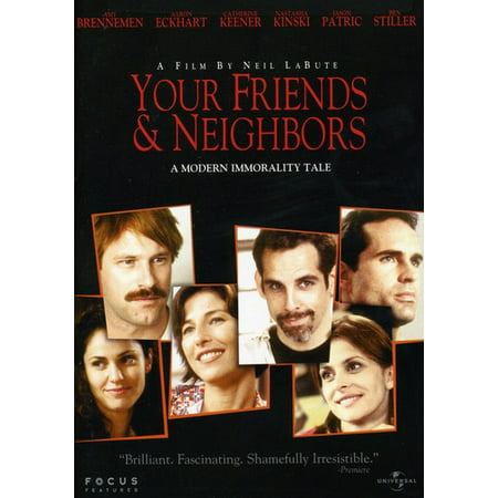 Your Friends & Neighbors (DVD) (Walk A Mile In Your Neighbors Shoes)