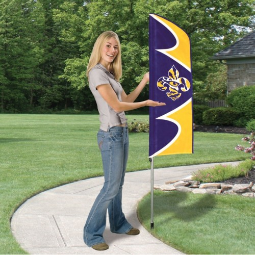 NCAA Swooper Flag Kit