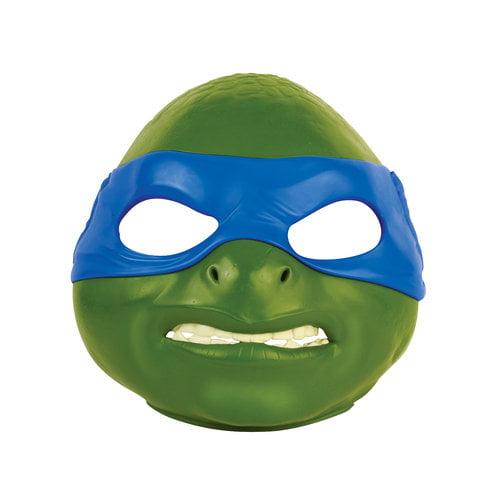 Leonardo Teenage Mutant Ninja Turtles TMNT Official Single Card Party Face Mask