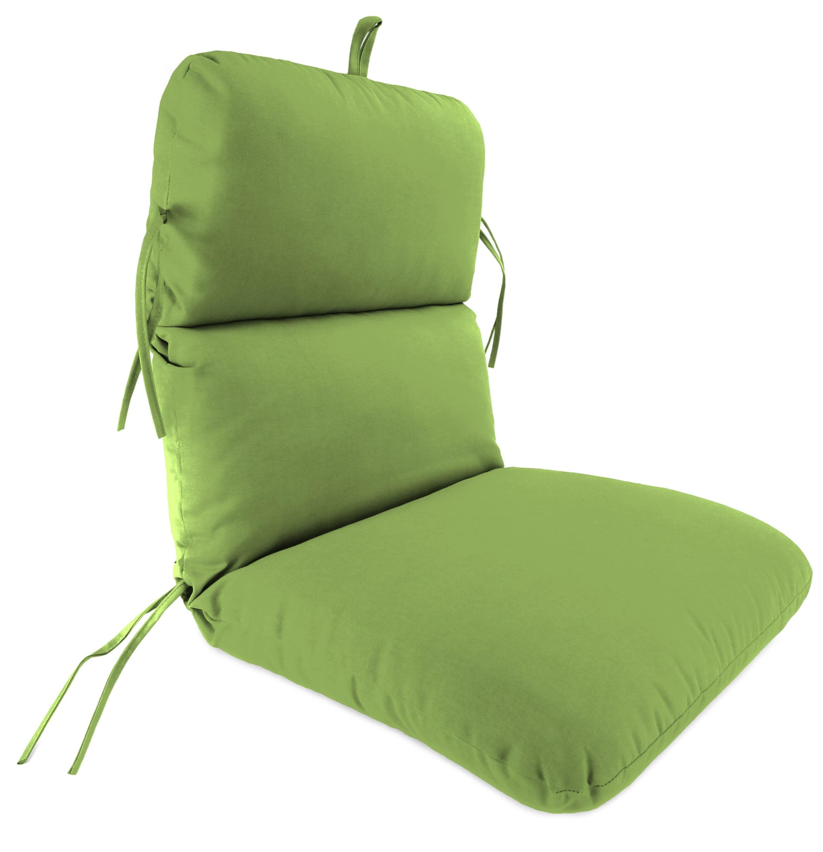 """Sunbrella Outdoor 22"""" x 45"""" x 5"""" Chair Cushion"""