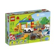6136 Lego Duplo My First Zoo