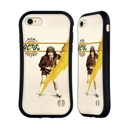 Hybrid Album (OFFICIAL AC/DC ACDC ALBUM COVER HYBRID CASE FOR APPLE IPHONES PHONES)