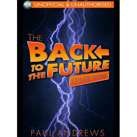 The Back to the Future Quiz Book - - Halloween Film Quiz