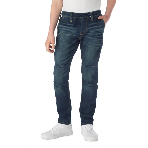 Signature by Levi Strauss & Co. Boys' Taper Fit Jeans