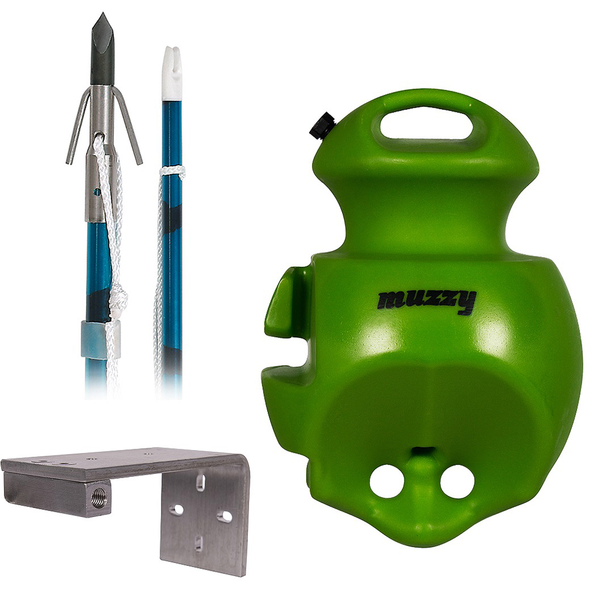 Muzzy Economy Crossbow Gator Kit 1093X