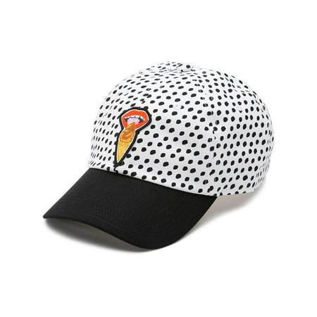 Vans Kendra Court Side Printed Adjustable Hat