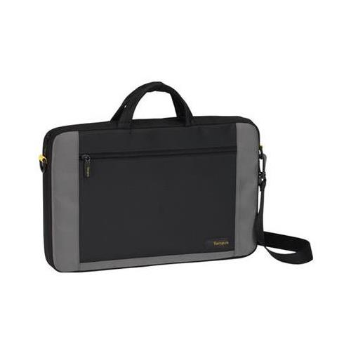 "Targus TSS545US CityGear Carrying Case for 16"" Notebook, Gray/Black"
