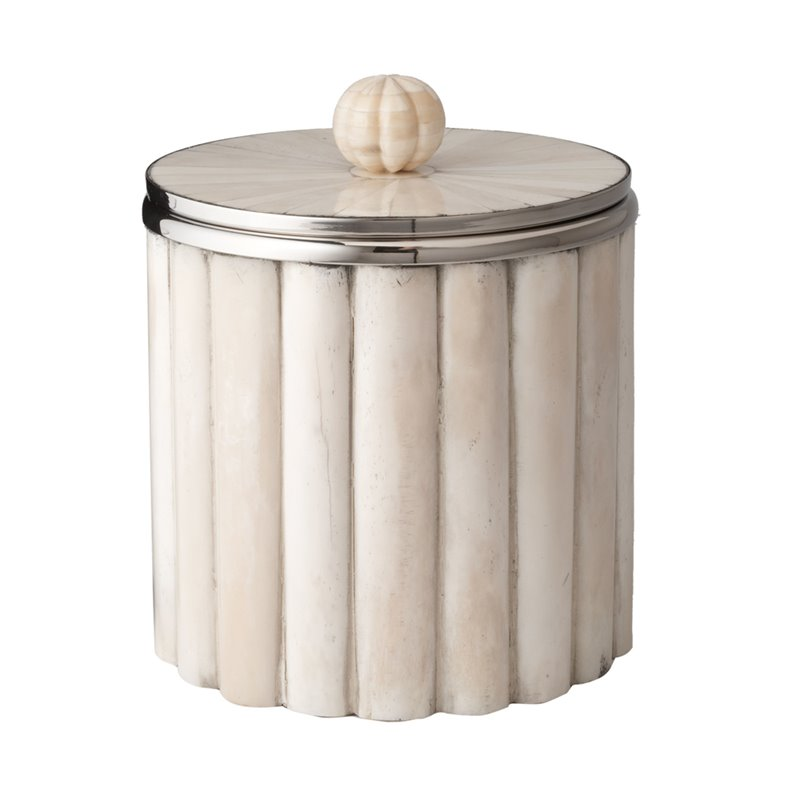 Dimond Home 344015 Bone Rod Pattern Ice Bucket