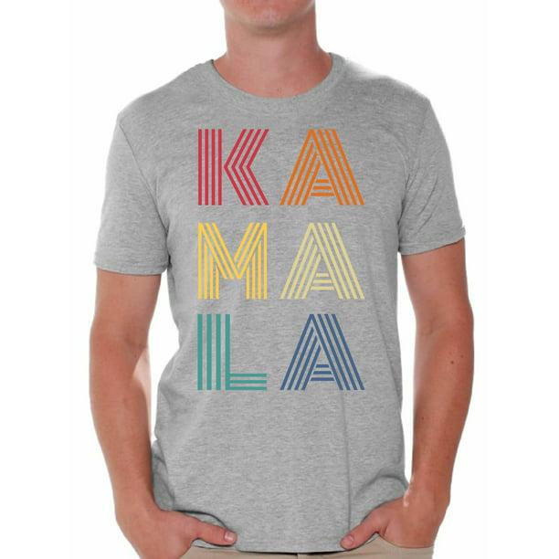 Awkward Styles - Awkward Styles Kamala Harris for the People 2020 USA Gifts Elections USA Political Clothing T Shirt for Men 2020 Men Shirt Kamala Harris Clothing for Men Kamala Harris for