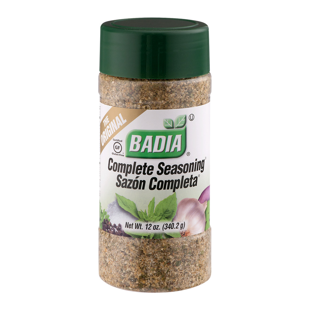 Badia Complete Seasoning, 12.0 OZ