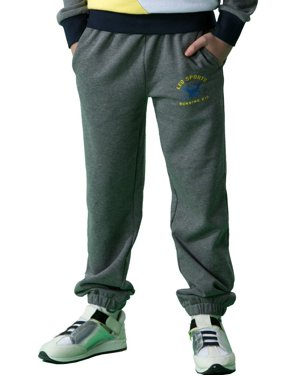 Infant Boys Cat & Jack Fleece Sweatpants Grey Size 18 Months Bottoms Clothing, Shoes & Accessories
