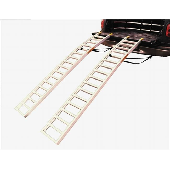 Great Day LL12894 12'' x 89'' Max Arch Loading Ramps