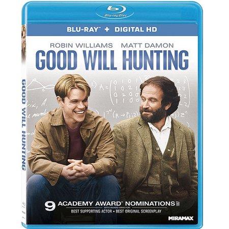 Good Will Hunting  Blu Ray