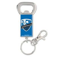 Montreal Impact Bottle Opener Key Ring
