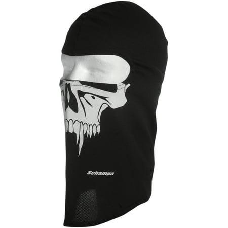 SCHAMPA & DIRT SKINS Stretch Full-Face Mask Sabertooth   BLCLV008-B