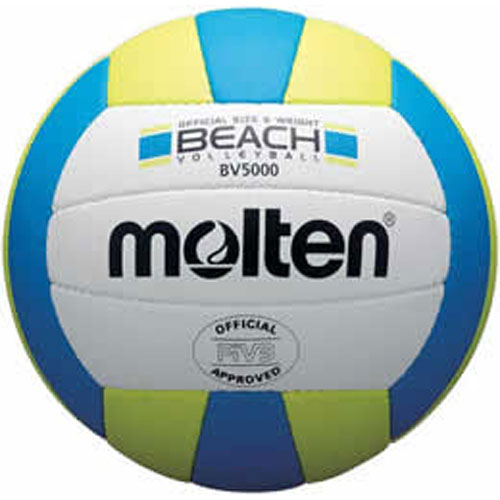 Molten BV-5000 Polyurethane Outdoor Beach Volleyball