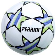 7146 Indoor Outdoor White & Purple Color Soccer Ball - Size 5