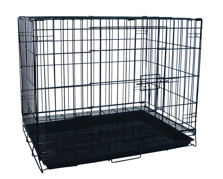 YML Foldable Light Duty Door Pet Crate - Walmart.com
