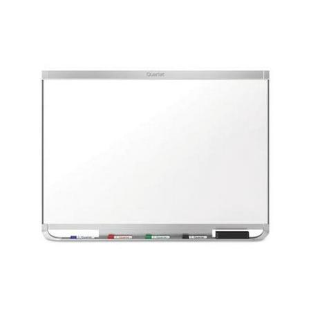Prestige 2 DuraMax Porcelain Magnetic Whiteboard QRTP557AP2 by