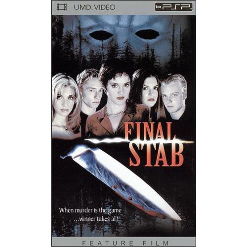 Final Stab (UMD For PSP)
