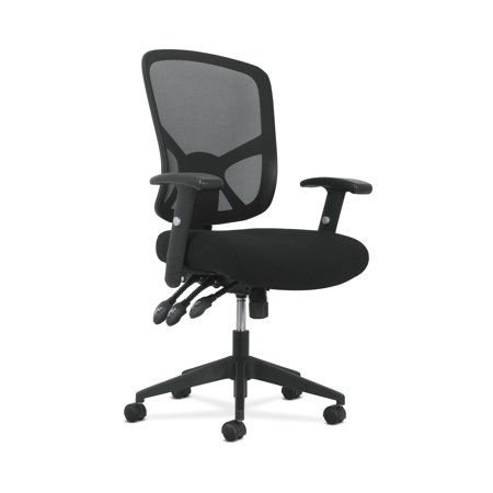 Sadie Customizable Ergonomic High-Back Mesh Task Chair ...