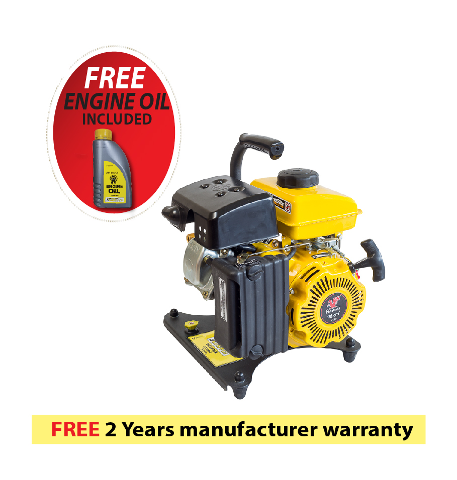 Waspper W2100HA 2100PSI 2.3 GPM Gas Powered Cold Water High Pressure Washer