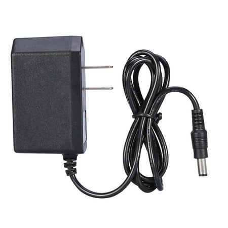 HERCHR  -12 volt Universal AC/DC Power Adapter USB Port | 8 Reversible Polarity Positive or Negative Tips Center Tip 3v 4.5v 5v 6v 7.5v 9v 12v 1a 12w Transformer 5.5mm