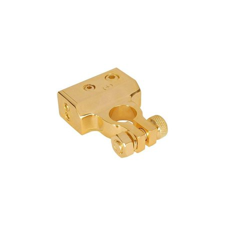 p3 gold positive (+) battery terminal block - Walmart com