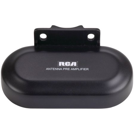RCA TVPRAMP1E Antenna Preamp for Outdoor Antennas (Best Large Directional Antenna With Preamp)