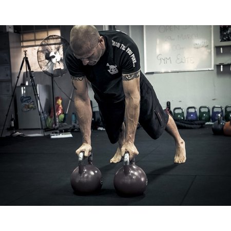 LAMINATED POSTER Renegade Rows Kettlebell Kettle Bell Poster Print 11 x 17