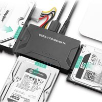 """USB3.0 to Sata IDE Converter Hard Drive Adapter Switch for 2.5"""" 3.5"""" IDE HDD SDD"""