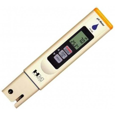 Hm Digital Hmph80 Hydro Ph Tester Meter Measures Ph