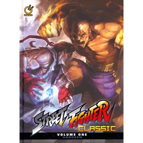 Street Fighter Classic 1: Hadoken