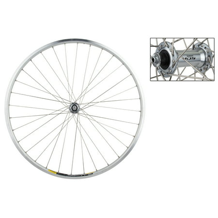Mavic Open Pro Front Bike Wheel 700c Silver Rim Brake 32-Hole