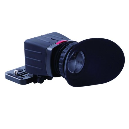Universal Viewfinder (Movo Photo VF25 Universal 2.5X LCD Video Viewfinder for Canon EOS, Nikon, Sony Alpha, Olympus & Pentax DSLR Cameras )