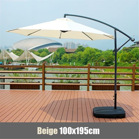 Fabric Cloth Canopy Parasol Tent Cover