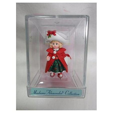 Christmas Holly Madame Alexander 2001 Merry Miniature by Hallmark