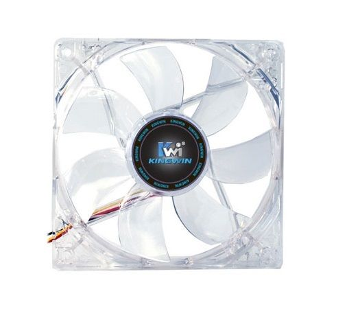 120 x 120mm Long-Life Bearing Red LED Case Fan