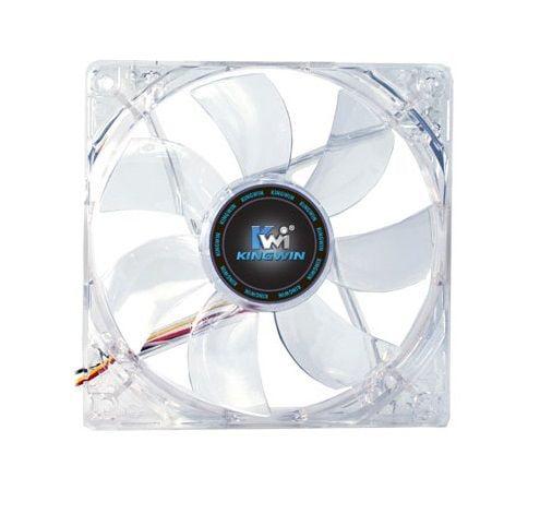 120 x 120mm Long-Life Bearing Red LED Case Fan