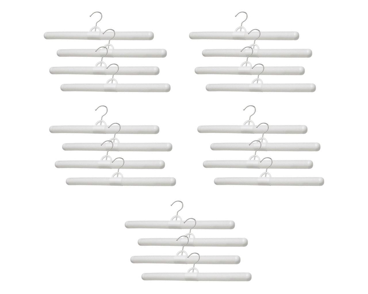 Evelots Hanger-Bendable Foam-Non Slip-Spaghetti Strap//Tank//Sweater//Dress