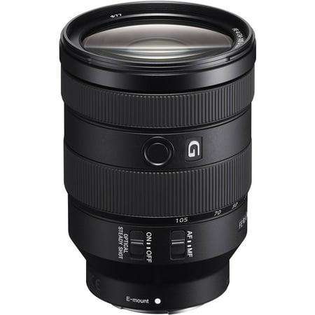 Sony FE 24-105mm F4 G OSS E-Mount Full-Frame Zoom Lens