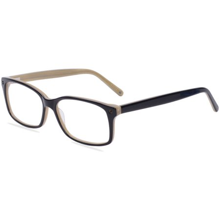 Pomy Eyewear Womens Prescription Glasses, 321 Black ShopFest Money Saver