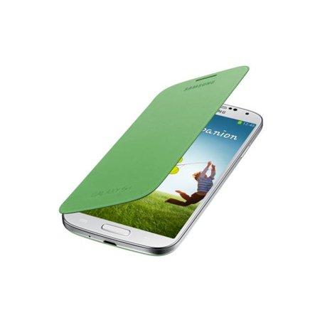 Samsung SA-EF-FI950BYEGWW Galaxy S4 Flip Cover, Yellow - image 1 de 1