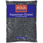 Aqua Culture Black Chips Aquarium Gravel, 5 lb
