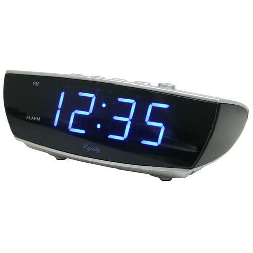 Equity by La Crosse Digital Alarm Clock - Walmart.com